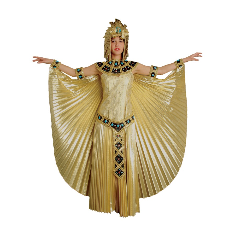 Cleopatra Costume | Egyptian Queen Costume, Adult Egyptian ...