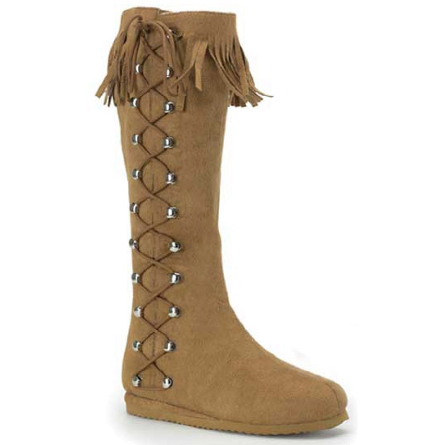 s american indian side lace boot indian
